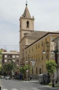 iglesia-SanLorenzo-Lorca
