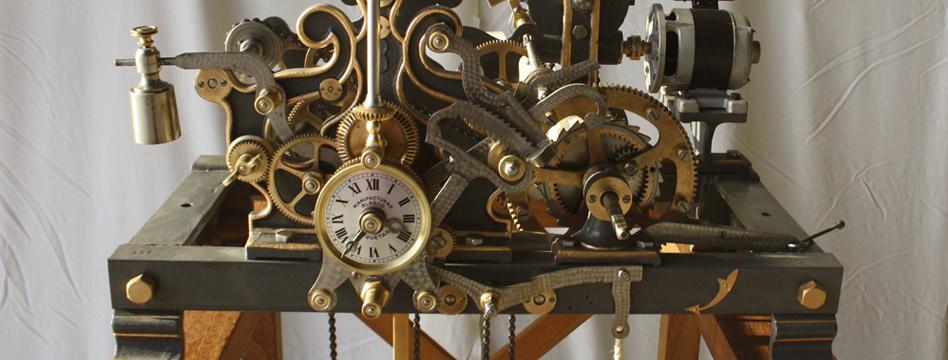 Slide 3- Restauracion de Relojes Mecanicos